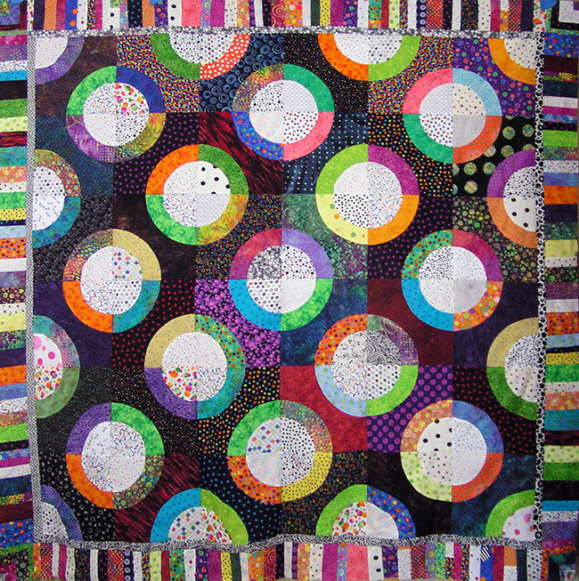 More Quilts By Sue Vanderveen